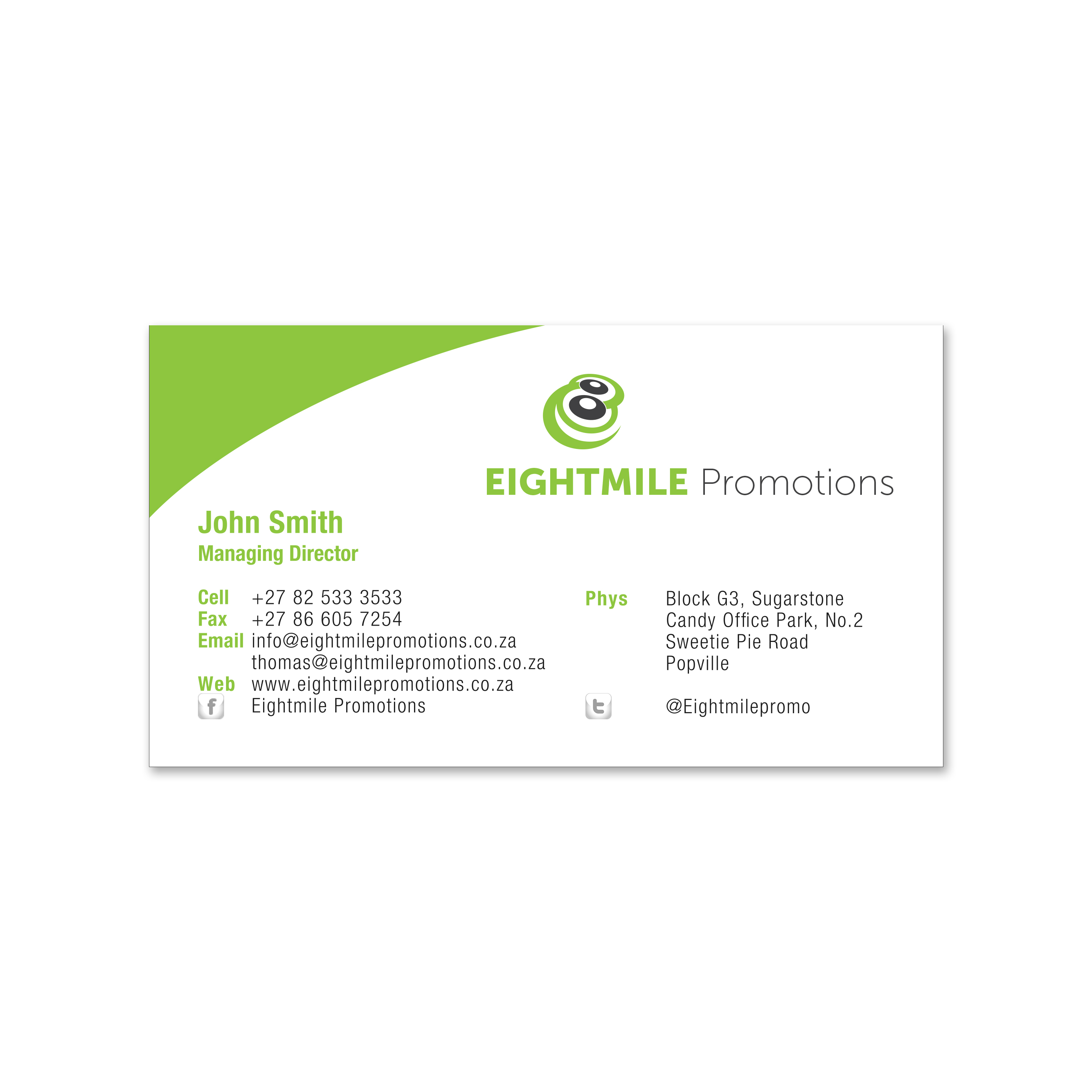 affordable business cards in south africa