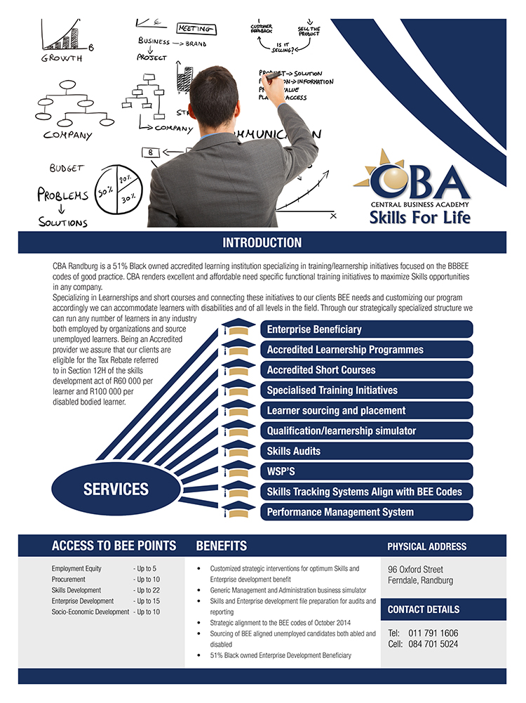 Brochure CBA 1 Example Page 2